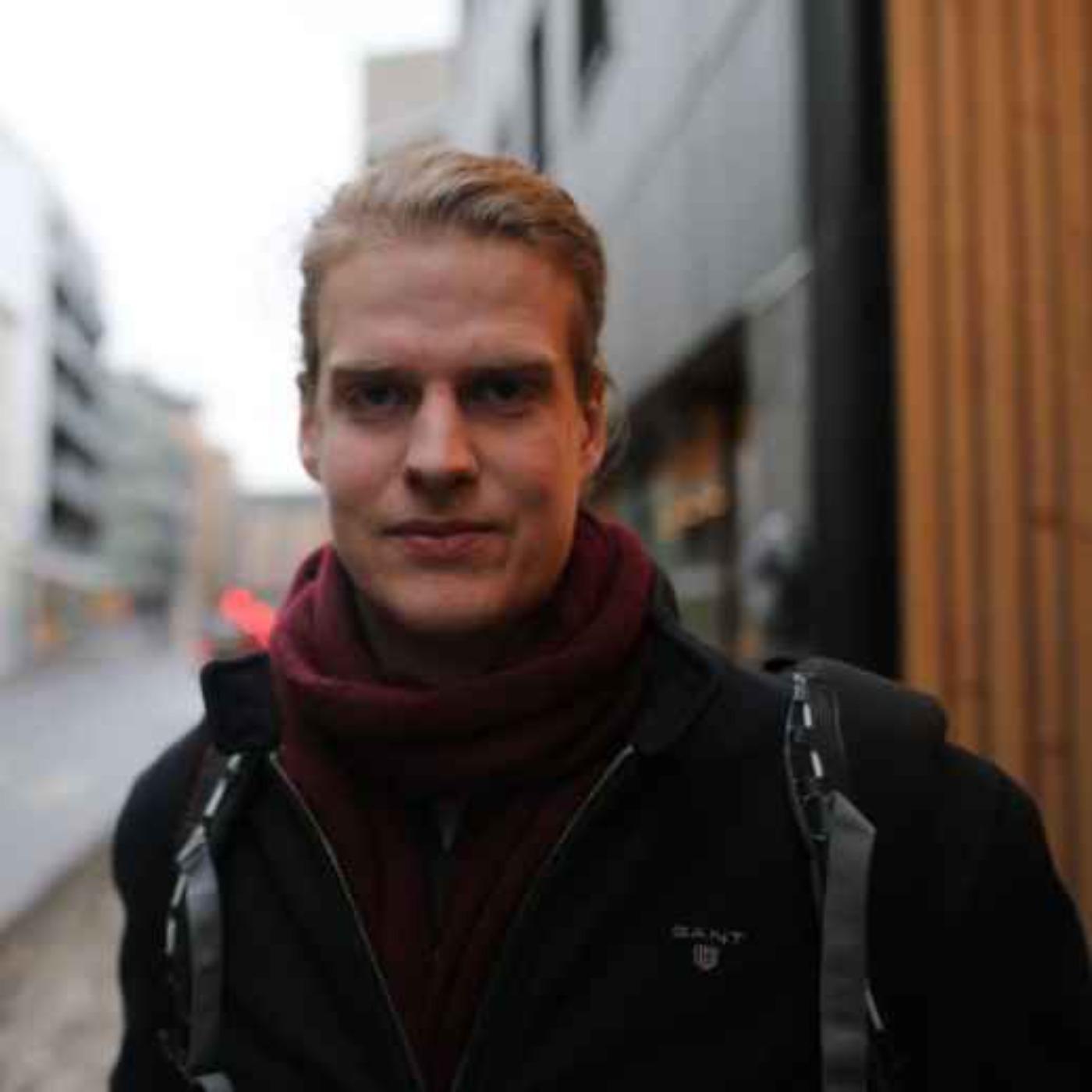 Kryptospesial med Torbjørn Bull Jenssen