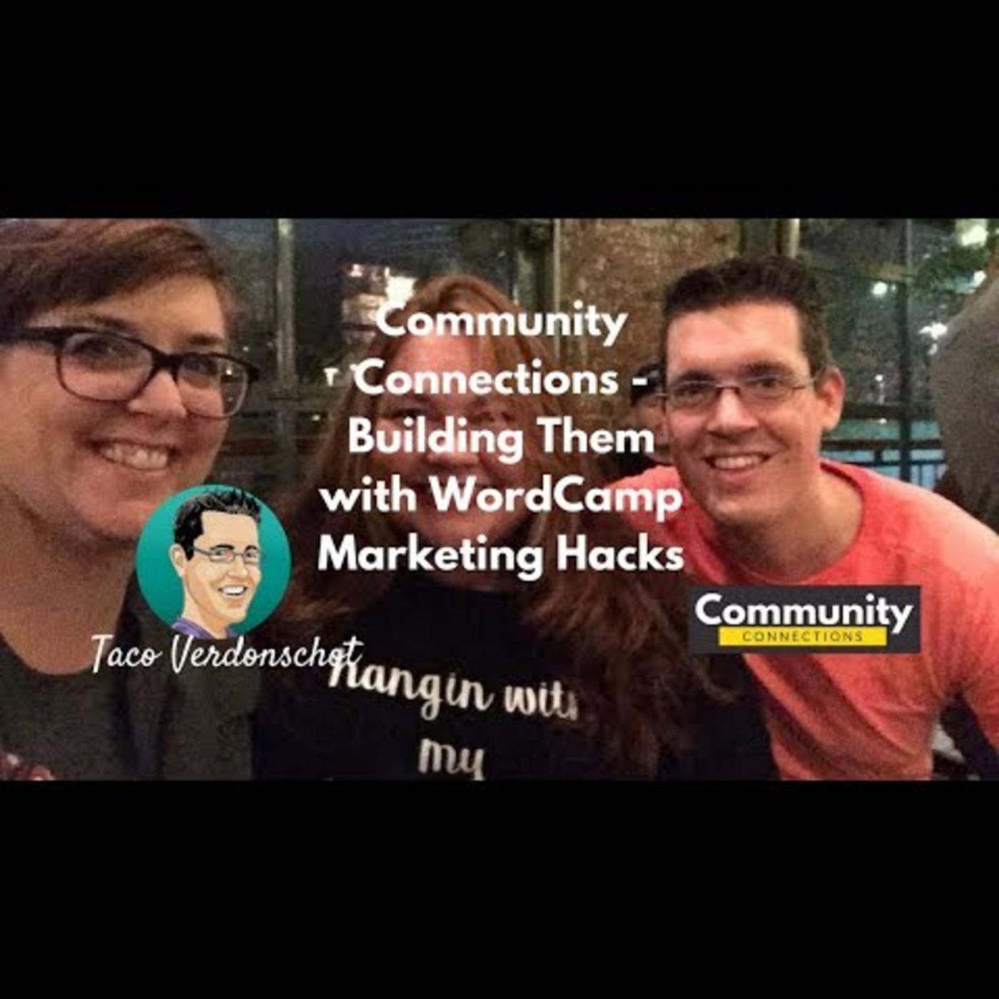 EP11 – International Community Growing – How Taco Verdonschot Unites Volunteers at WCEU – Community Connections