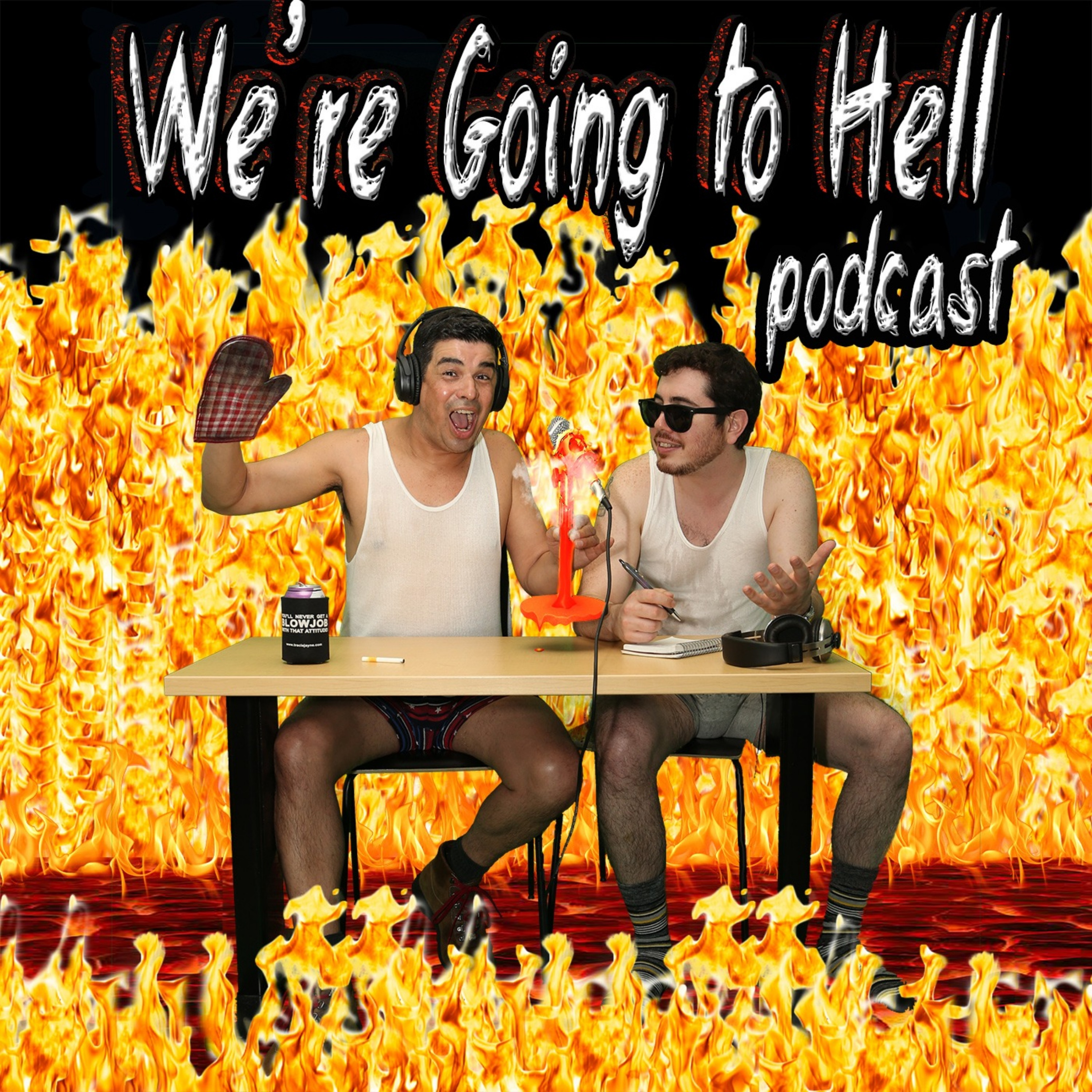 We're Going To Hell:Round Earth Comedy