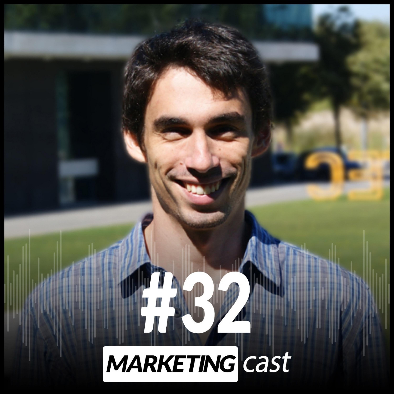 #32 – Transformar um projecto secundário numa Startup com Afonso Vieira