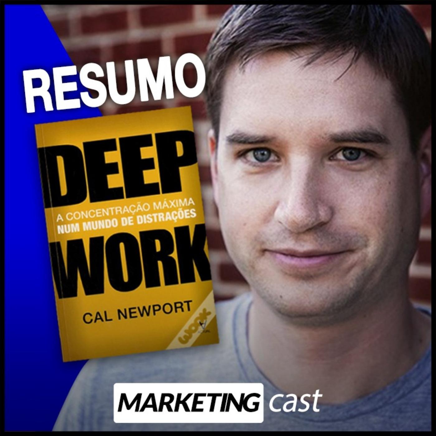 #37 – Deep Work : A concentração máxima num mundo de distrações
