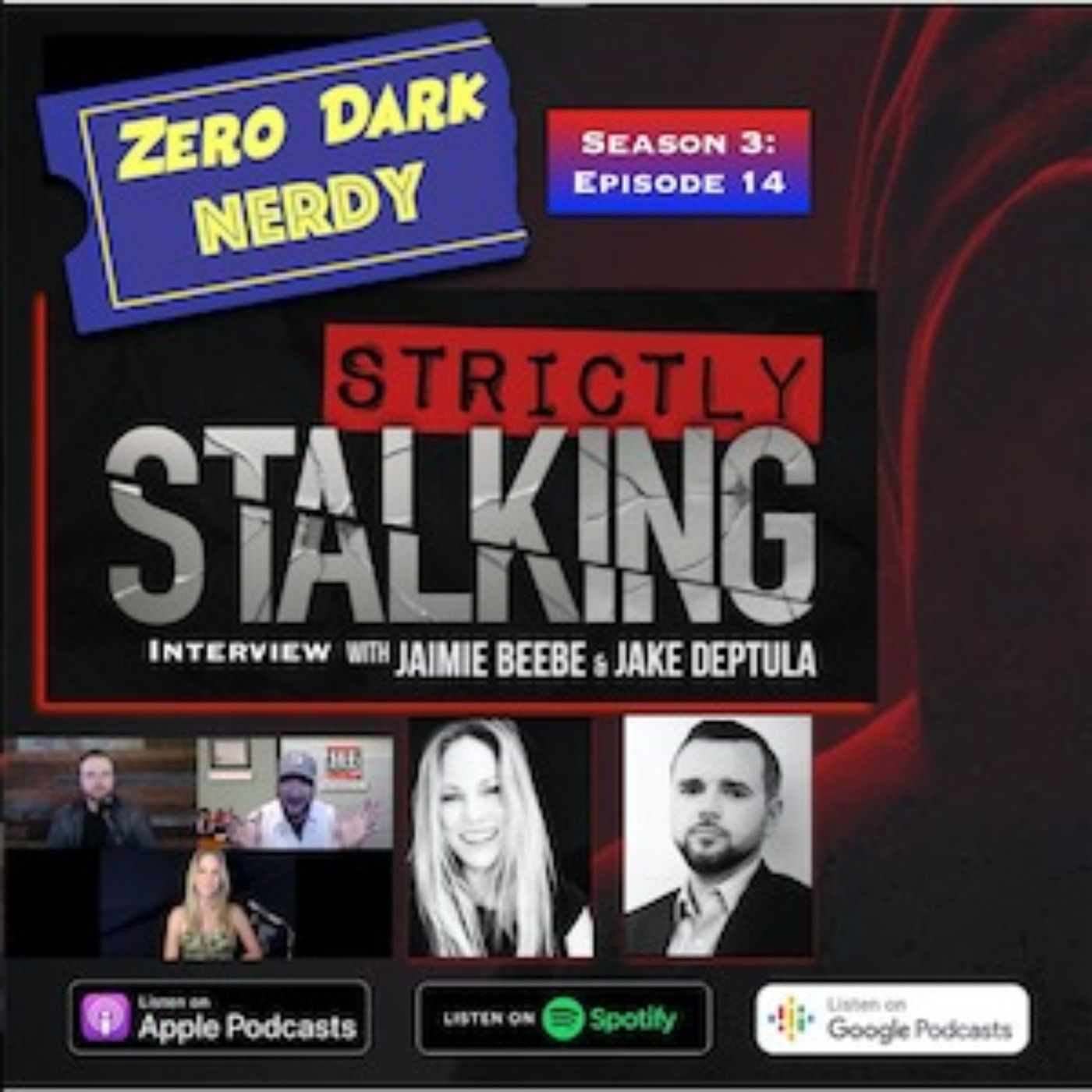 Interview with Strictly Stalking Podcast