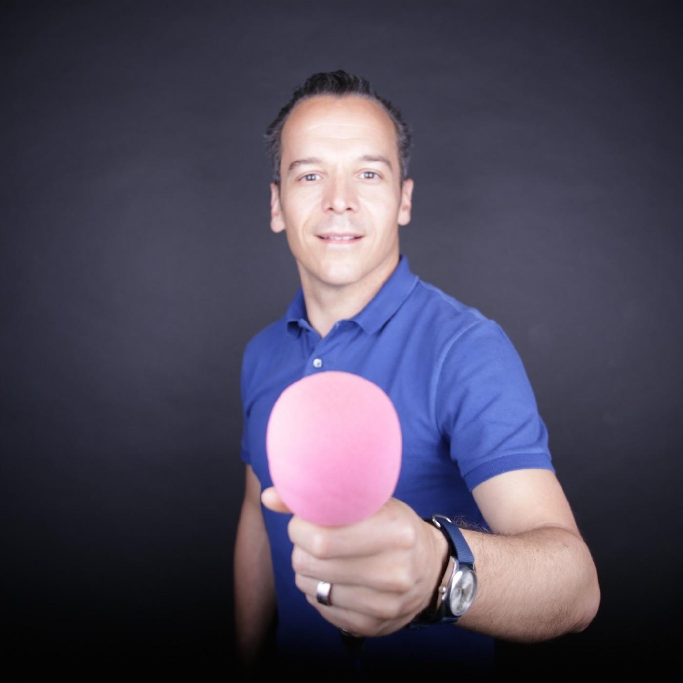 #45 - DIRECTEUR & PODCASTER - Matthieu STEFANI : le partage tous azimuts