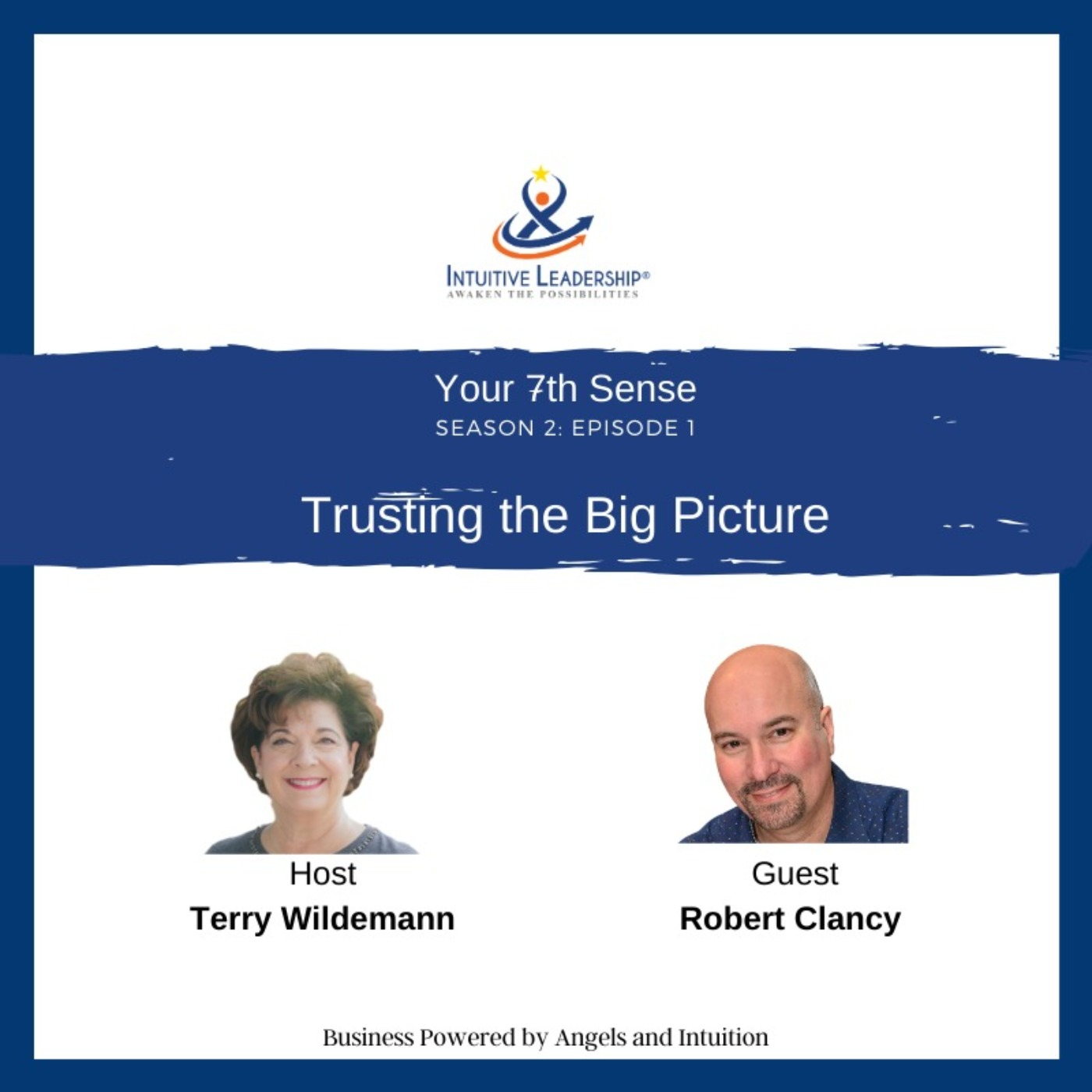 Your 7th Sense: Trusting The Big Picture