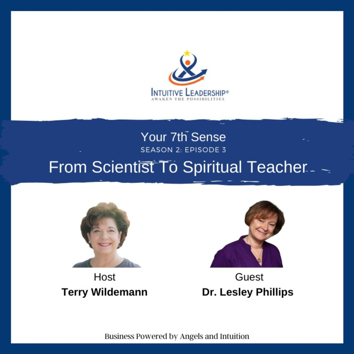 Your 7th Sense: From Scientist To Spiritual Teacher