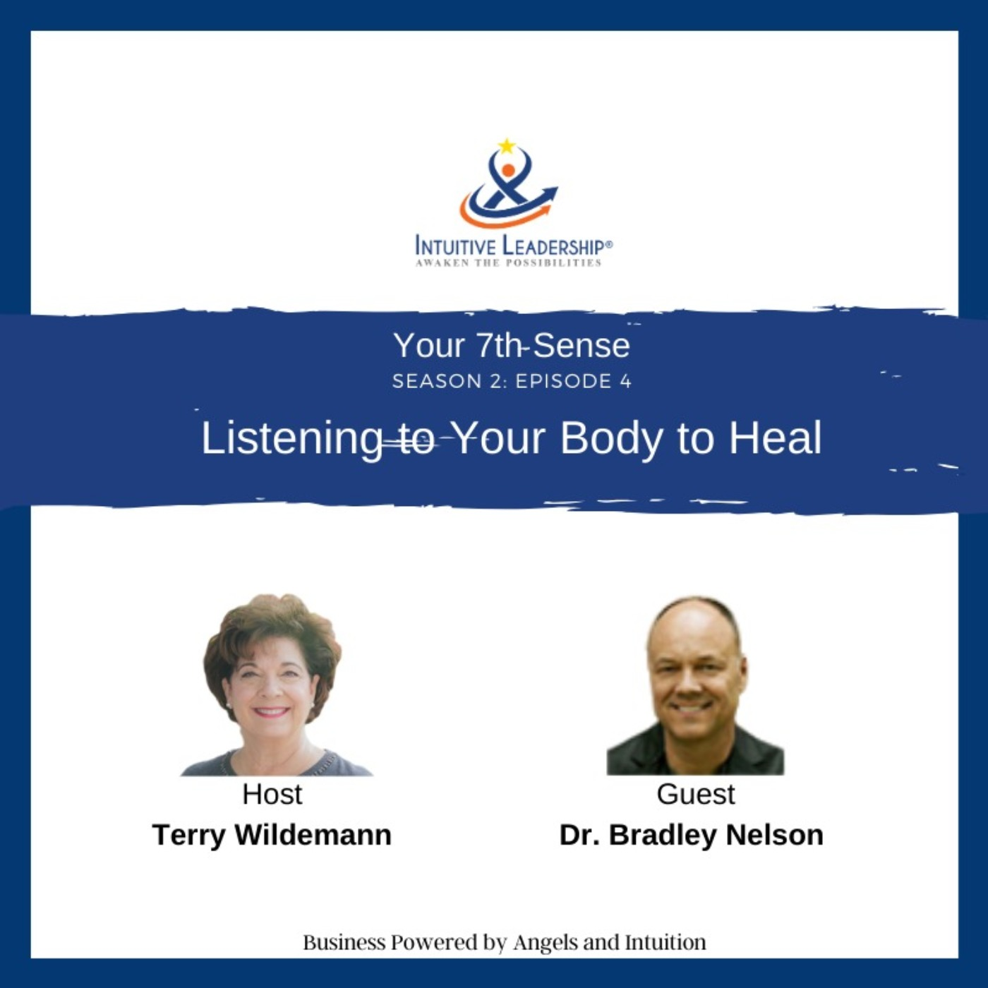Your 7th Sense: Listening To Your Body To Heal