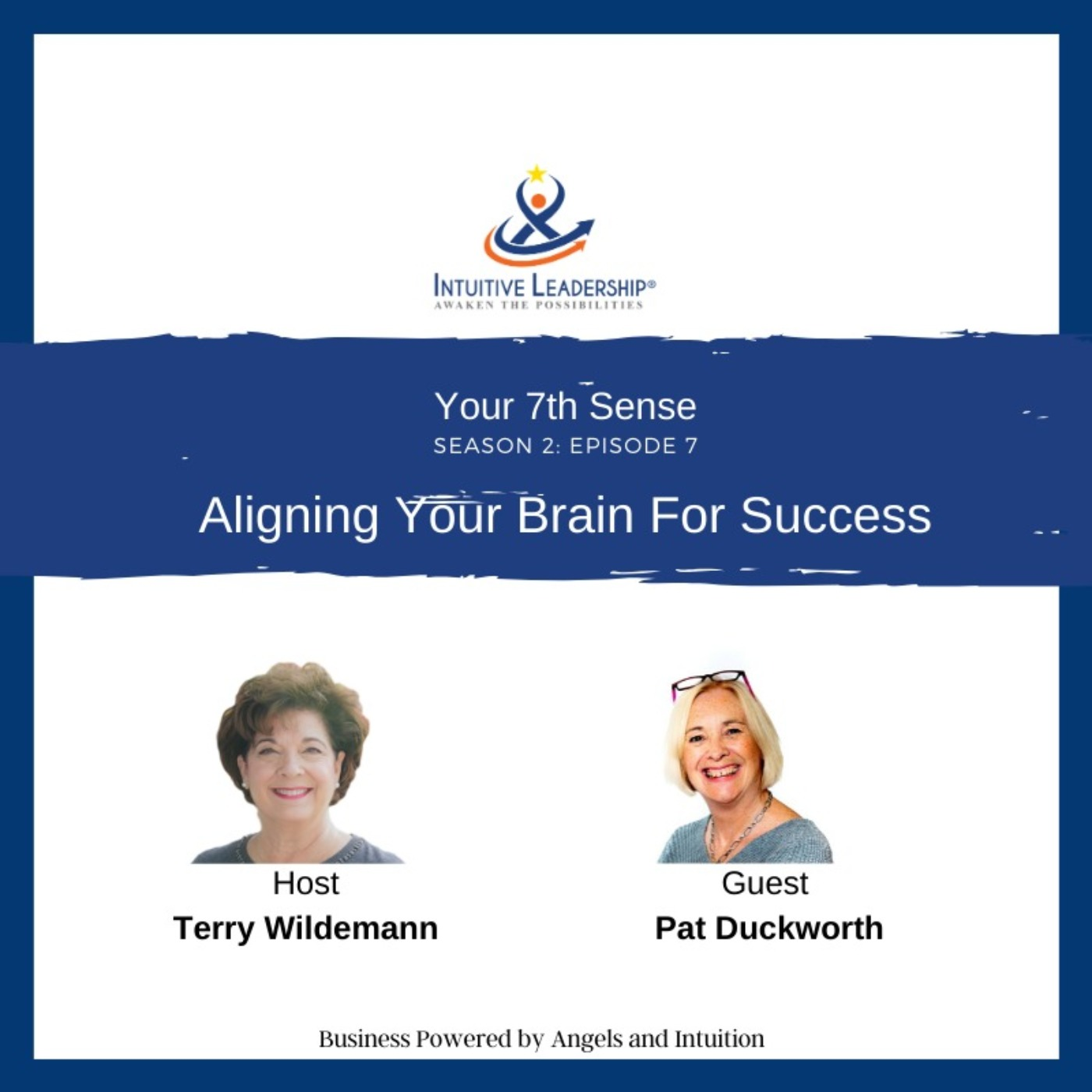 Your 7th Sense: Aligning Your Brain For Success