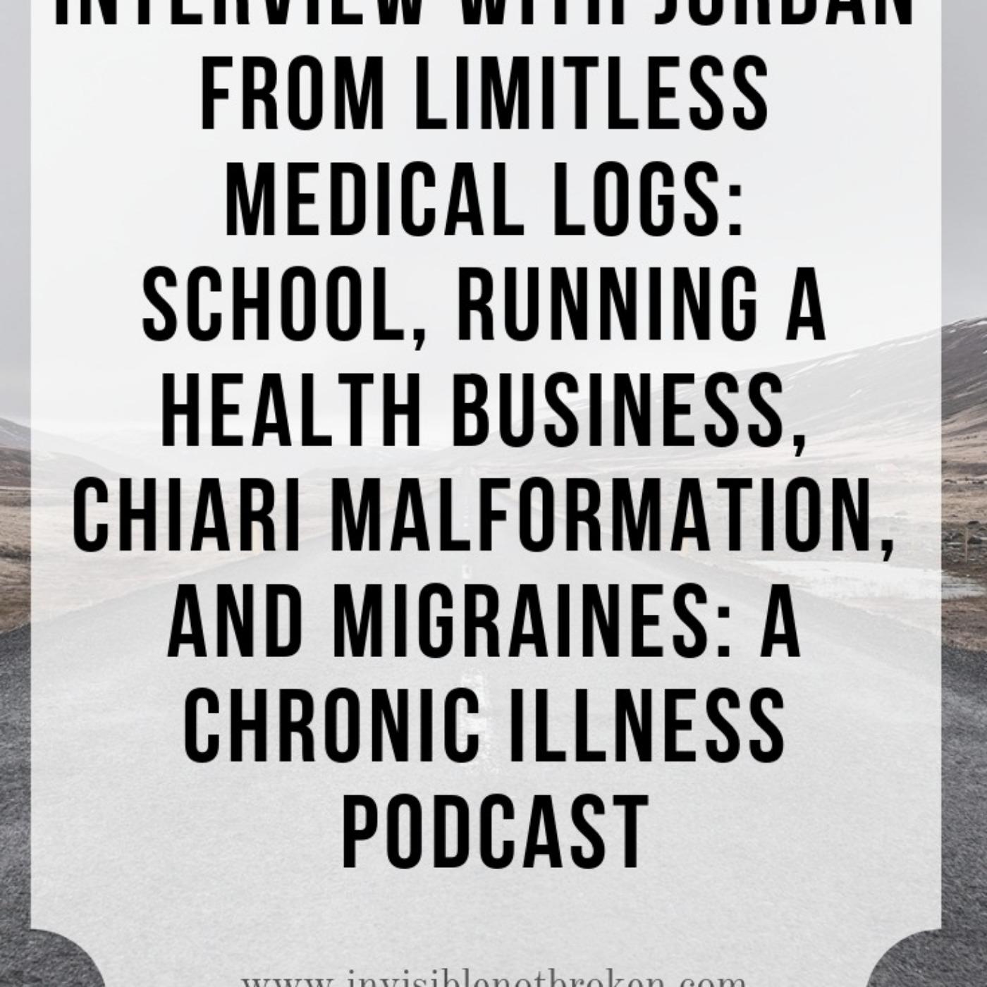 Invisible Not Broken Chronic Illness Podcast | Podbay