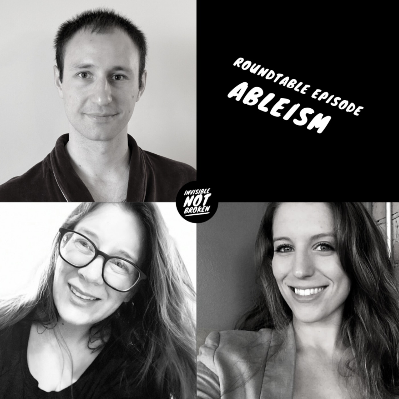 Roundtable – Ableism (Part 1) with Monica, Eva and Jason