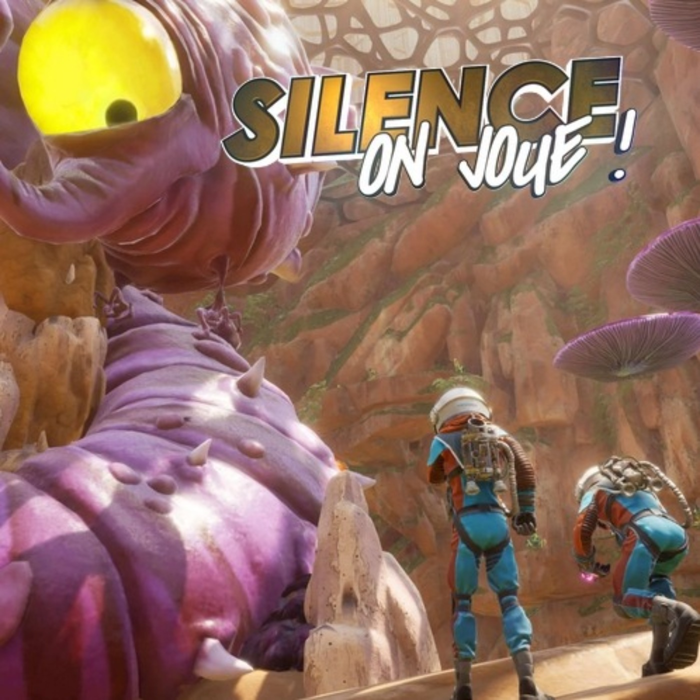Silence on joue ! «Journey to the Savage Planet», «LooK INside», «Bookbound Brigade»