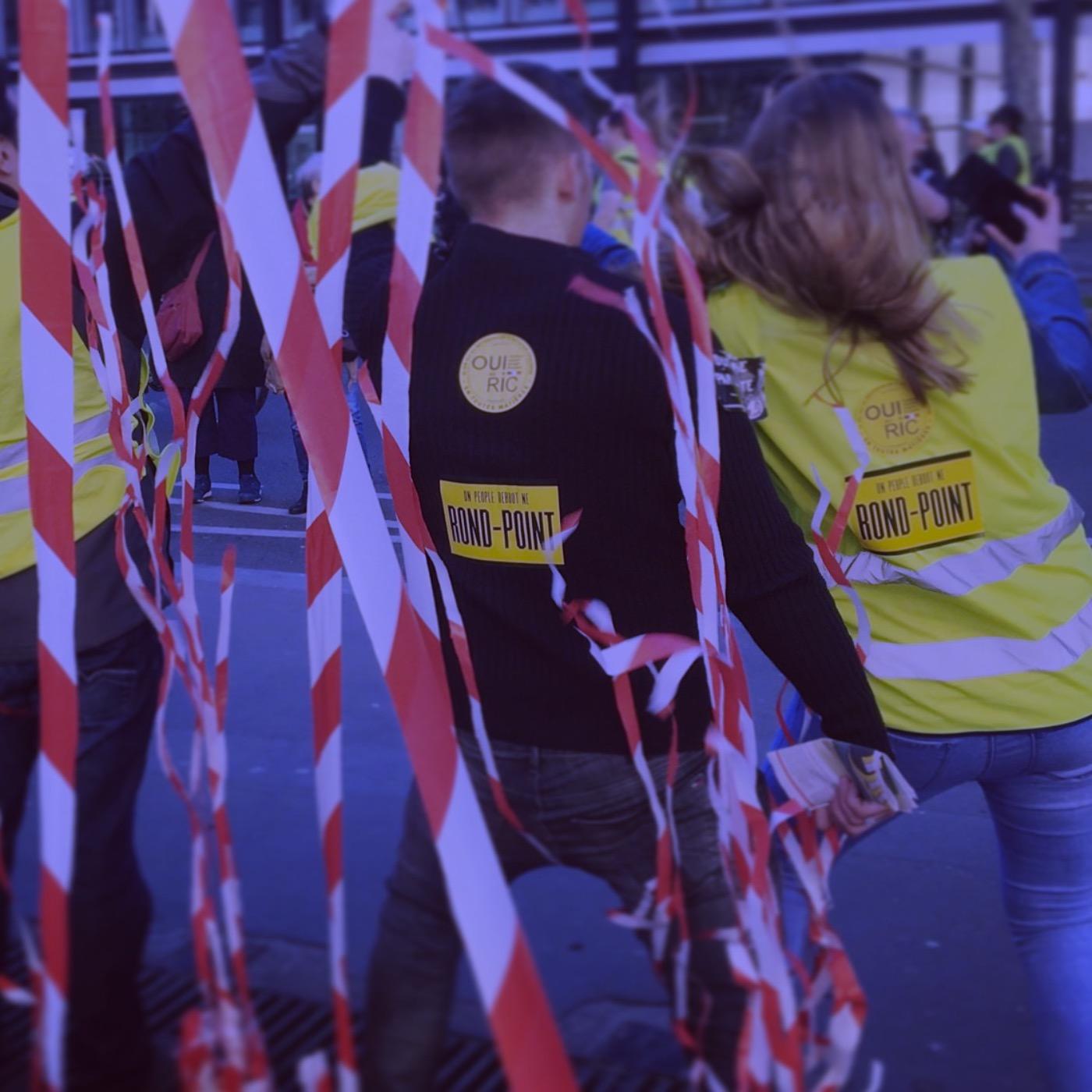 Quand les Gilets jaunes rencontrent l'Economie Sociale et Solidaire