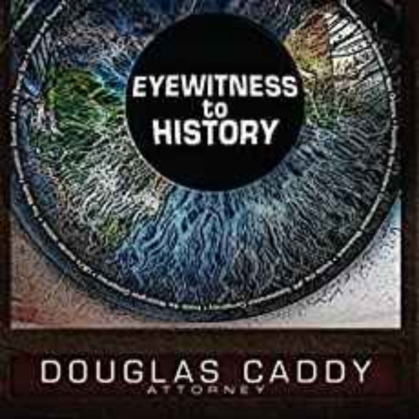 BEING THERE - DOUGLAS CADDY (JFK ASSASSINATION SERIES 2)