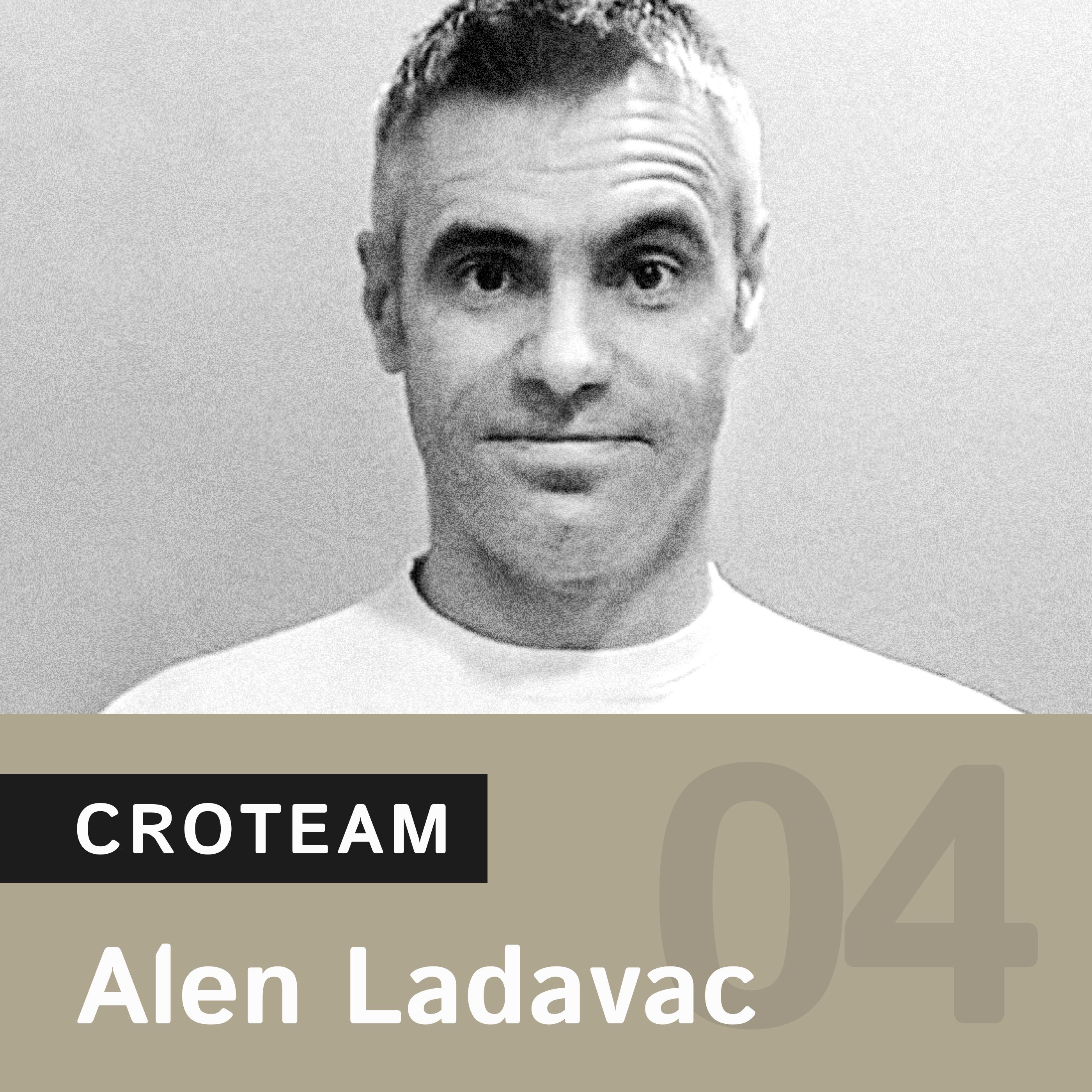 Croteam - Alen Ladavac