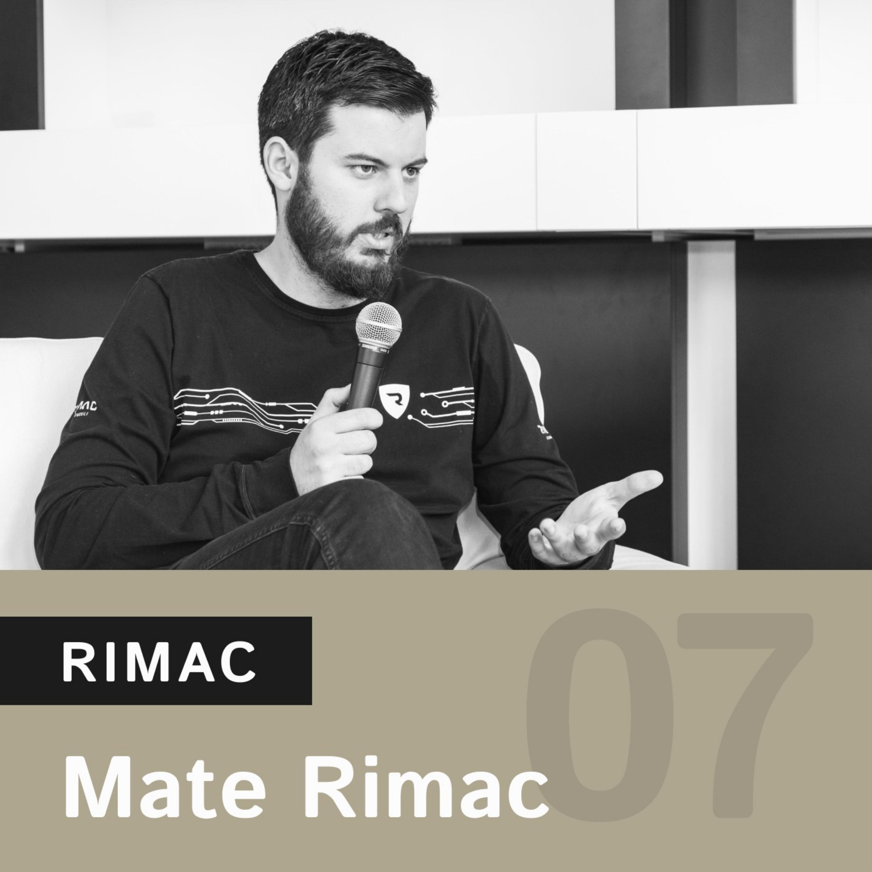 Rimac Automobili - Mate Rimac