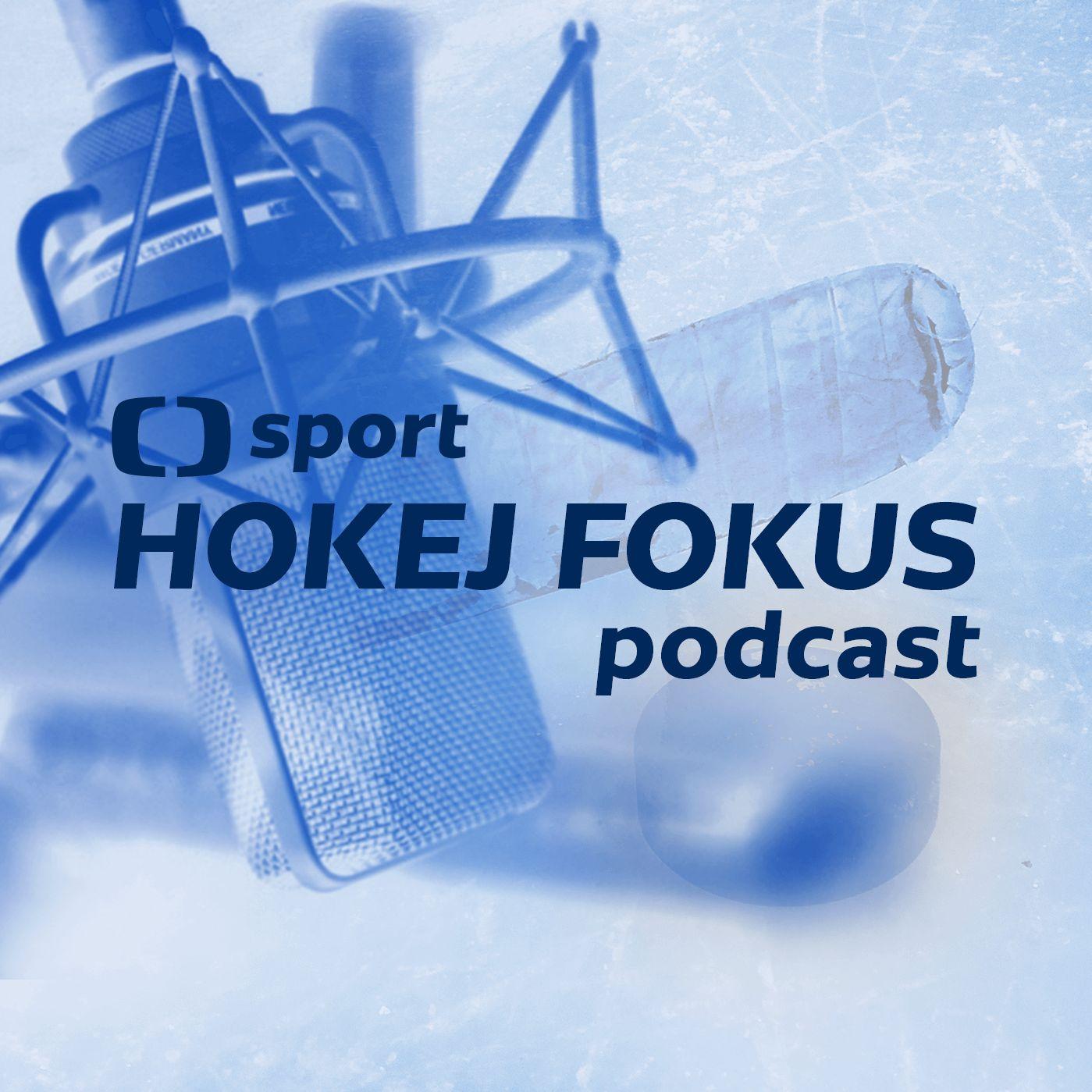 Hokej fokus podcast: Kdo postoupí do finále extraligy a zvládne Kladno s Jágrem baráž?