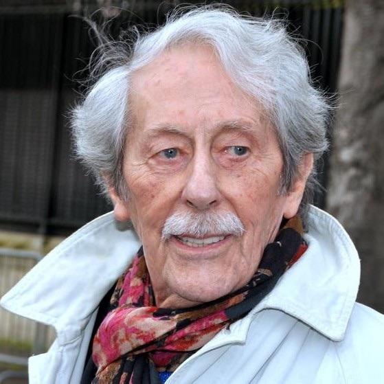 Jean Rochefort - Portrait