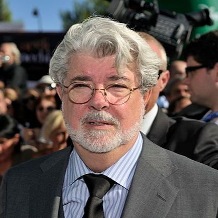 George Lucas - Portrait