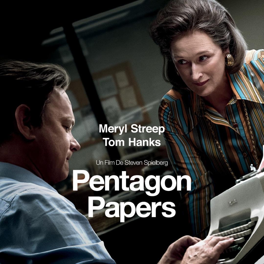Pentagon Papers - Les secrets du cinéma