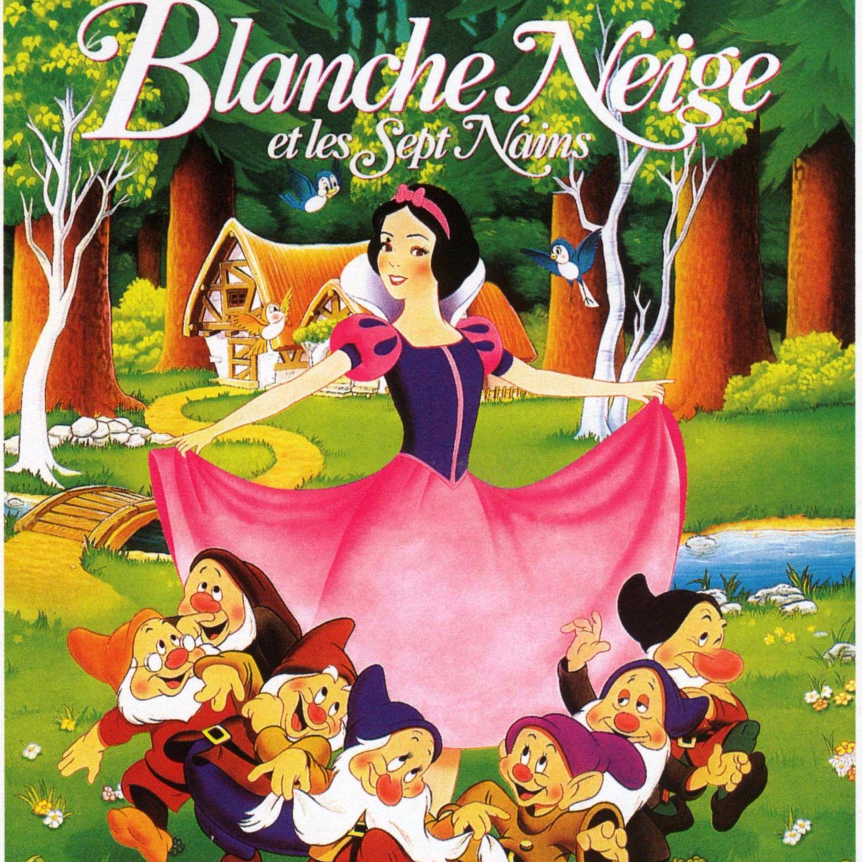 Blanche Neige et les 7 Nains - Les secrets du cinéma