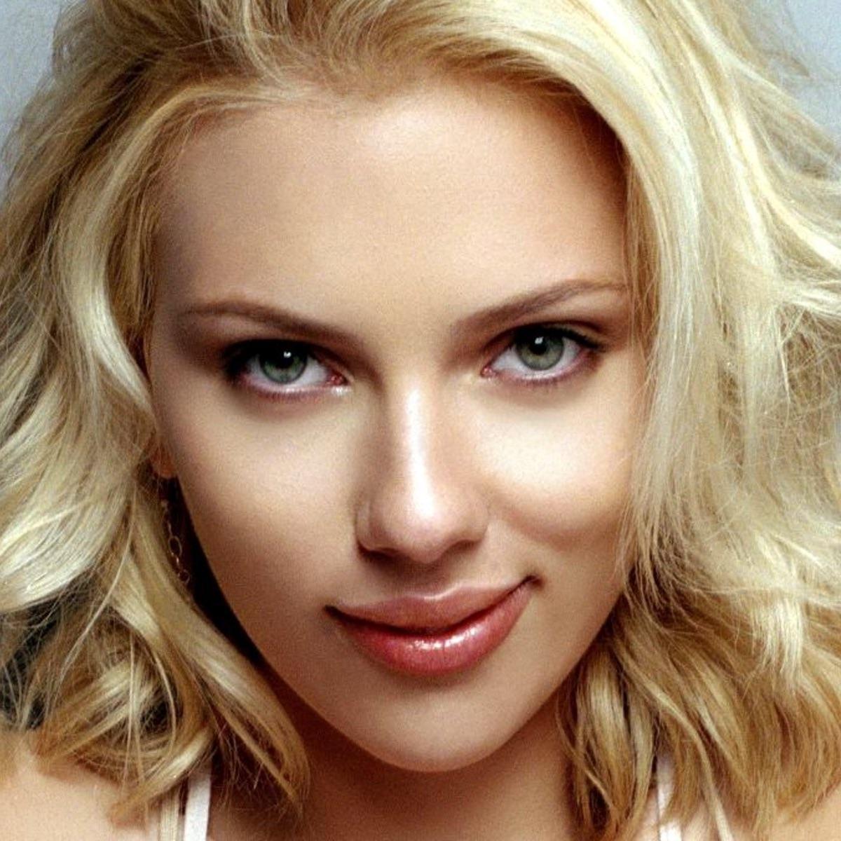 Scarlett Johansson - Le Portrait