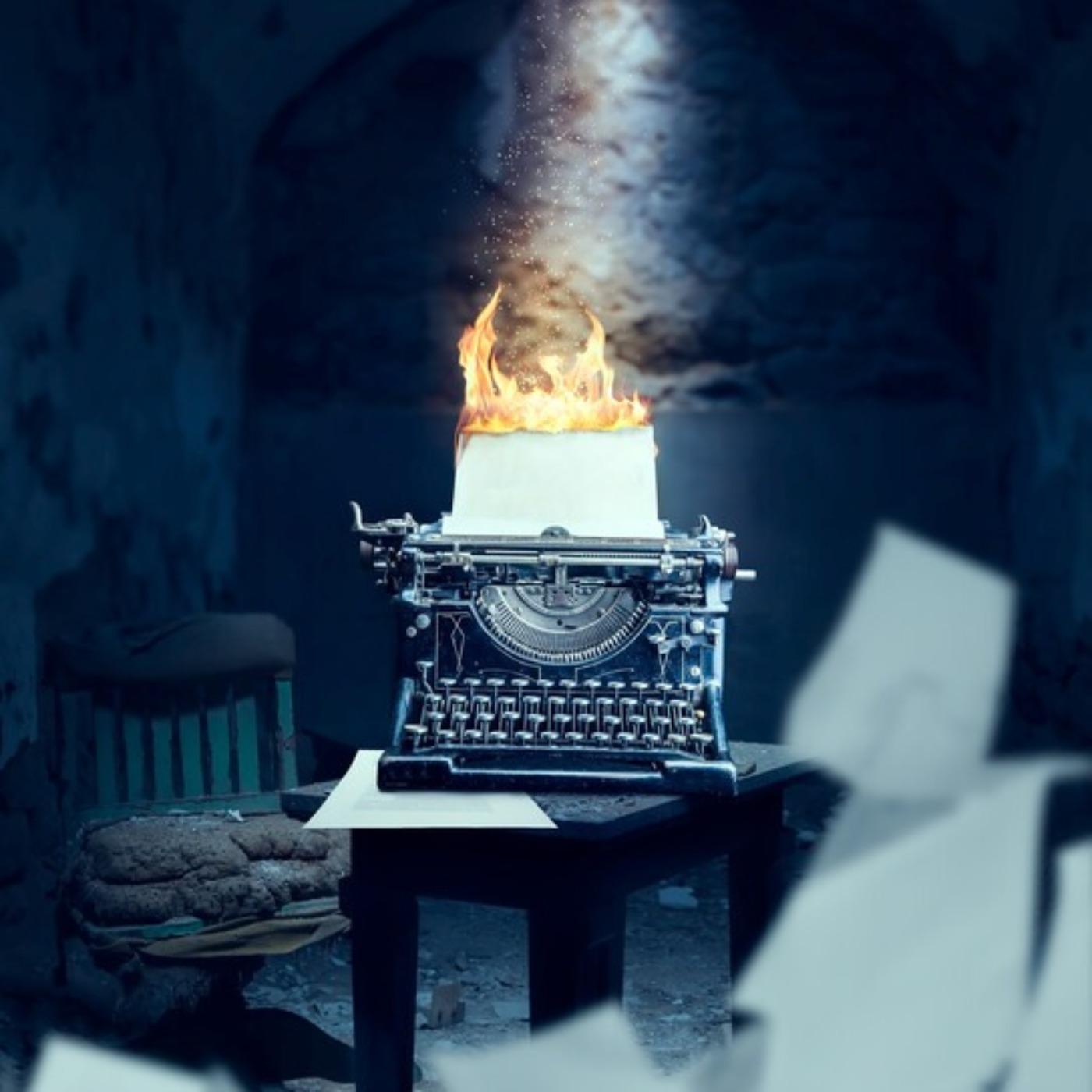 #254 - Å skrive som egenterapi