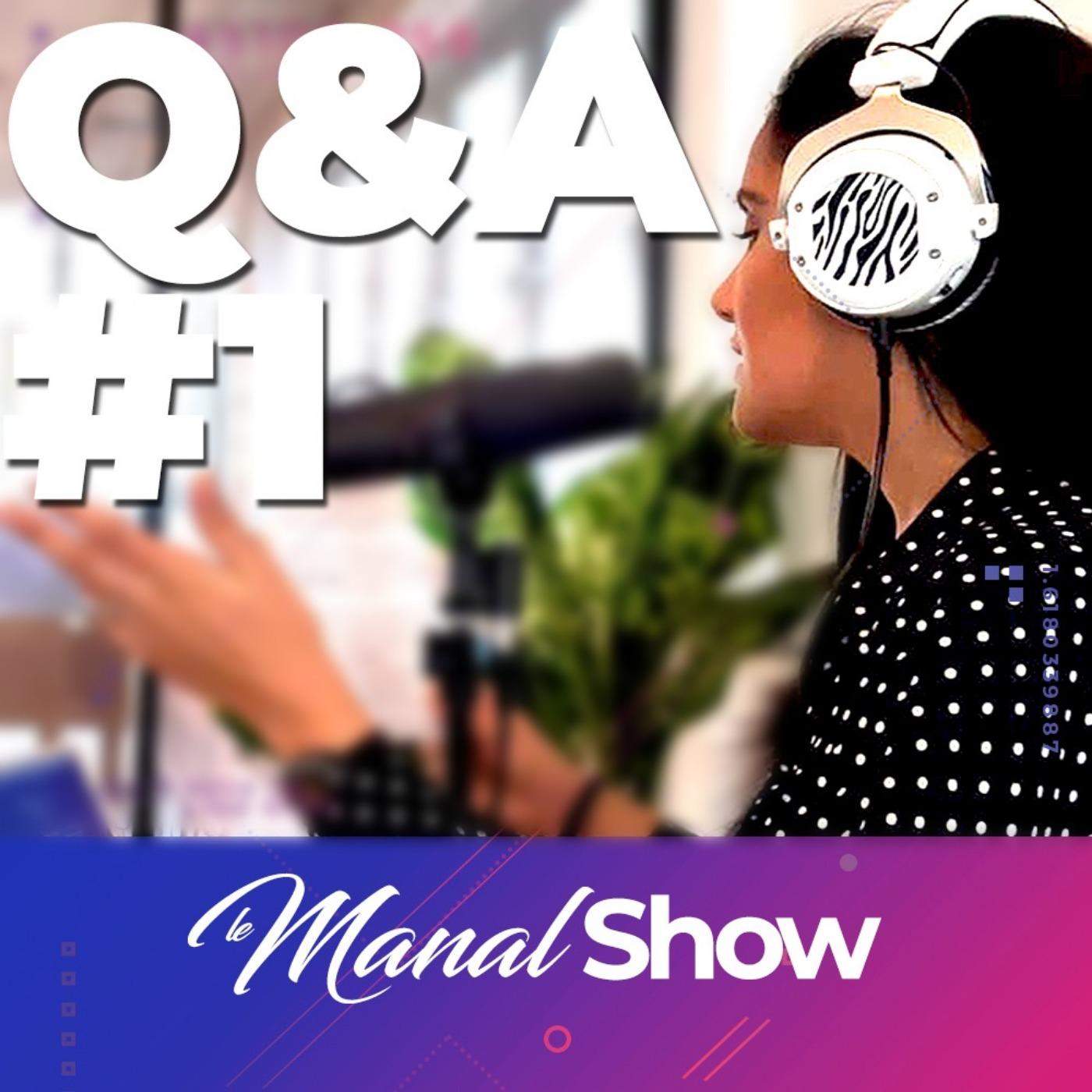 Q&A #1 - MES CONSEILS POUR BIEN ENTREPRENDRE