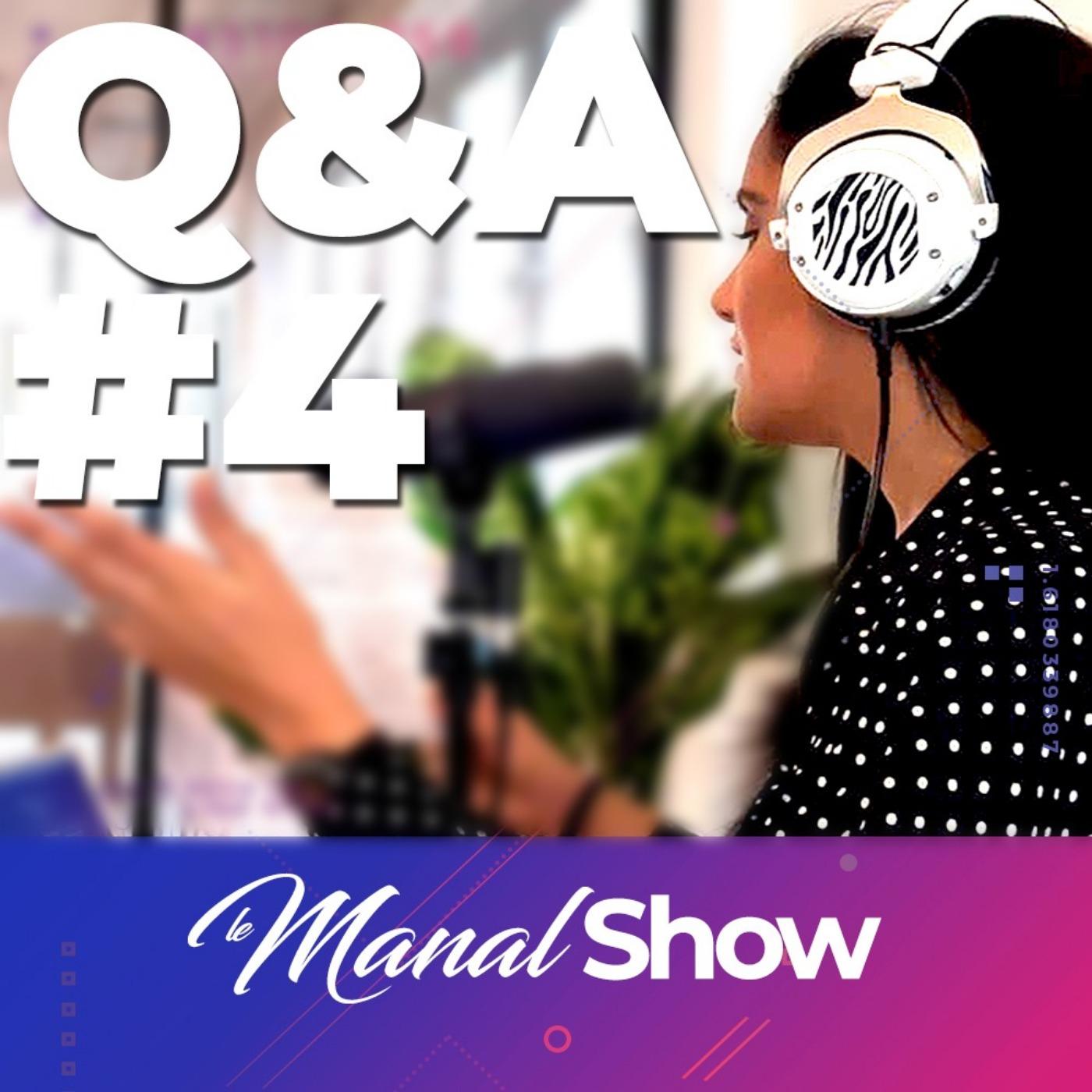 Q&A #04 - RÉFLÉCHISSEZ ET DEVENEZ RICHE !