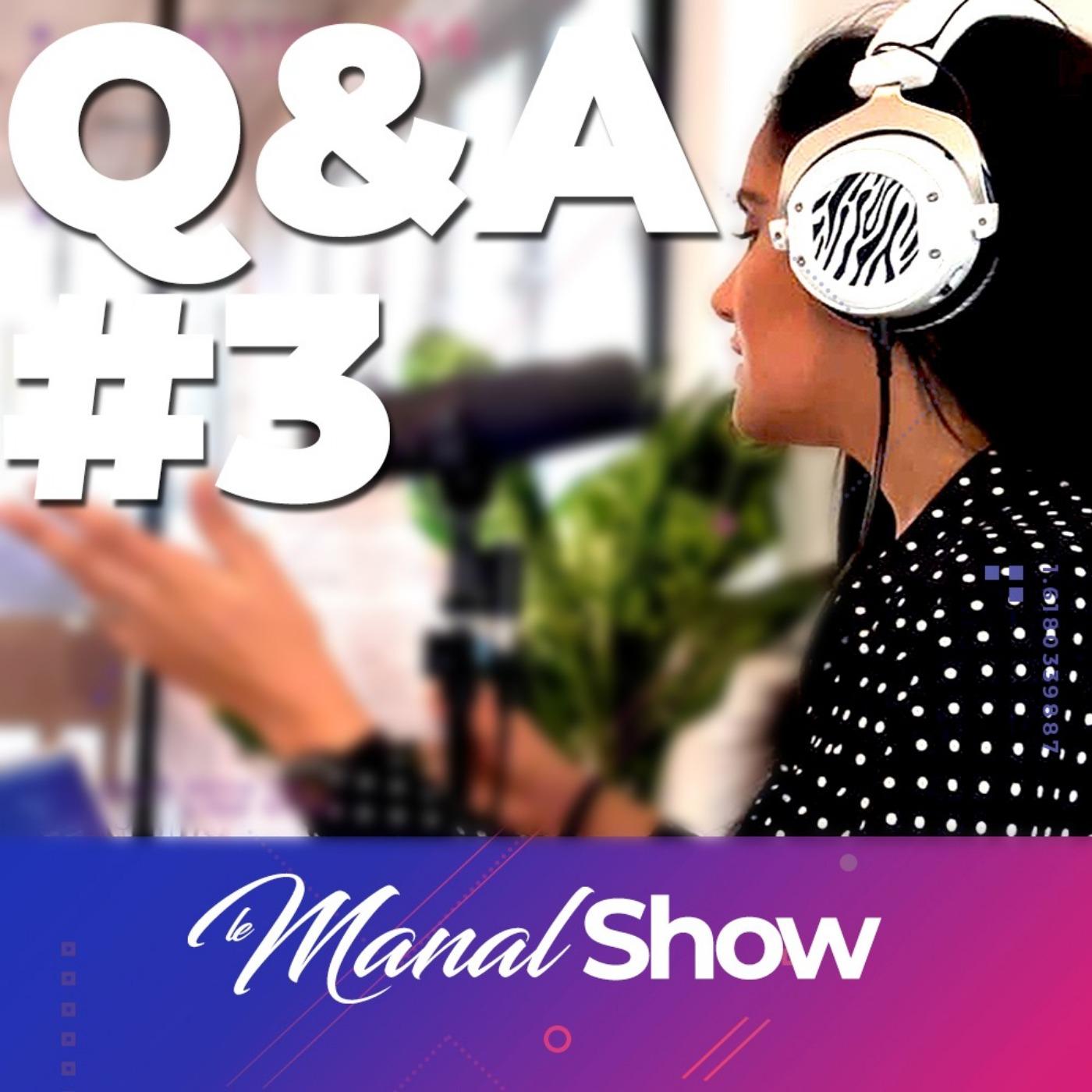 Q&A #03 - QUELLE EST MA JOURNÉE TYPE !?