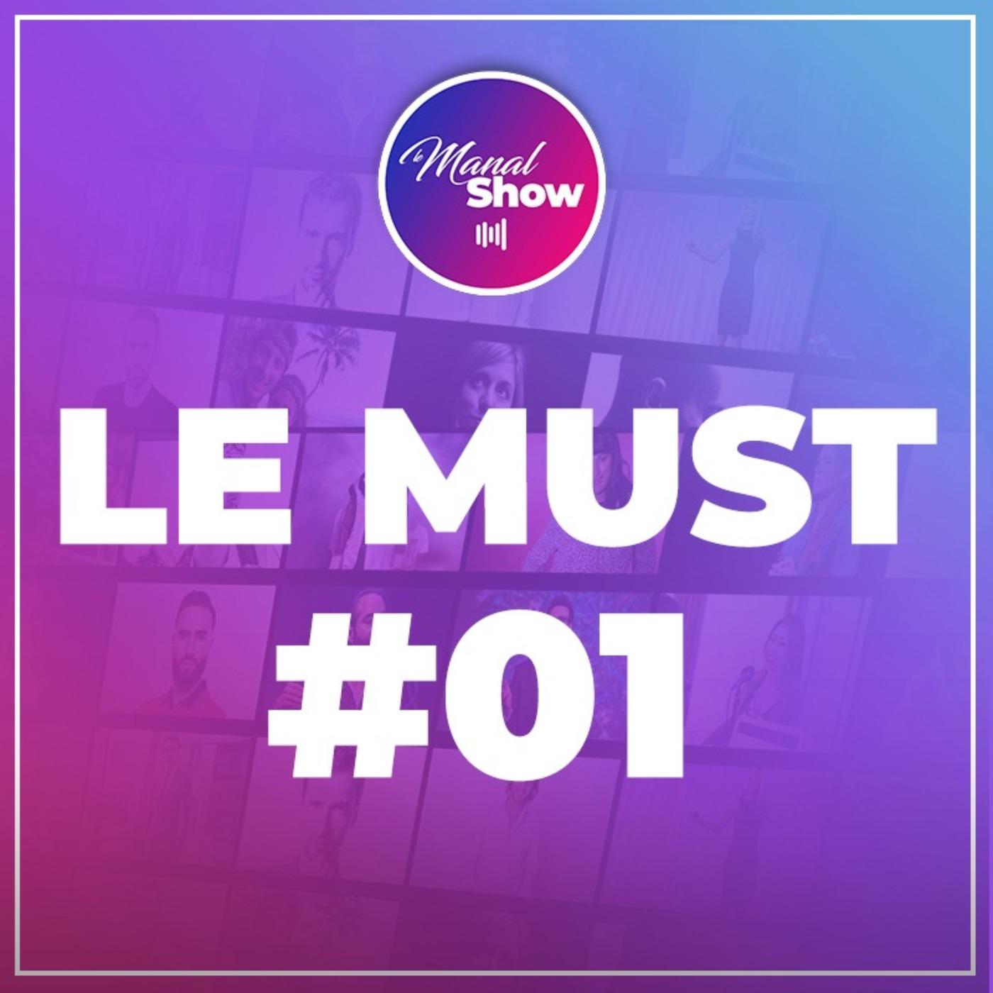 LE MUST #01 - PRENDRE DU PLAISIR DANS LA DIFFICULTÉ / MOURAD MERZOUKI