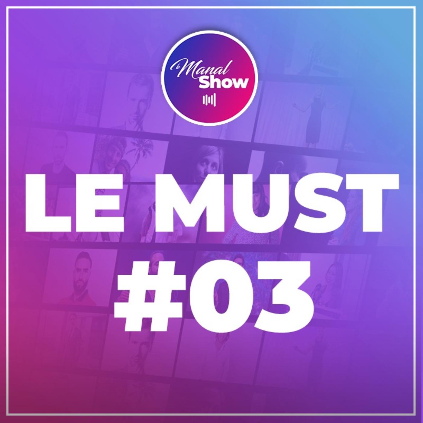 LE MUST #03 - NOUS AVONS TOUS UNE PART D'OMBRE / ROBERT GREENE