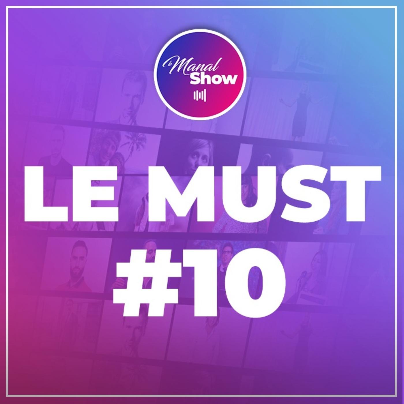 LE MUST #10 -  PARLER LIBREMENT D'ARGENT QUITTE À BOUSCULER LES MENTALITÉS / CHRIS KAPONGO