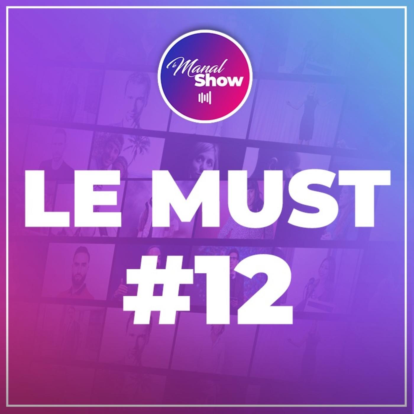 LE MUST #12 - CERTAINES CHOSES PRENNENT DU TEMPS / YAZEEMENAH ROSSI