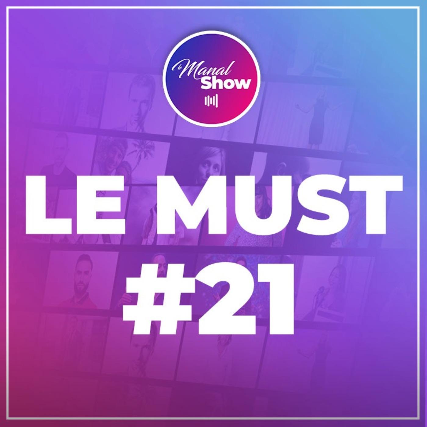 LE MUST #21 - L'ECHEC N'EXISTE PAS / ALEXANDRA VILLAROEL-ABREGO