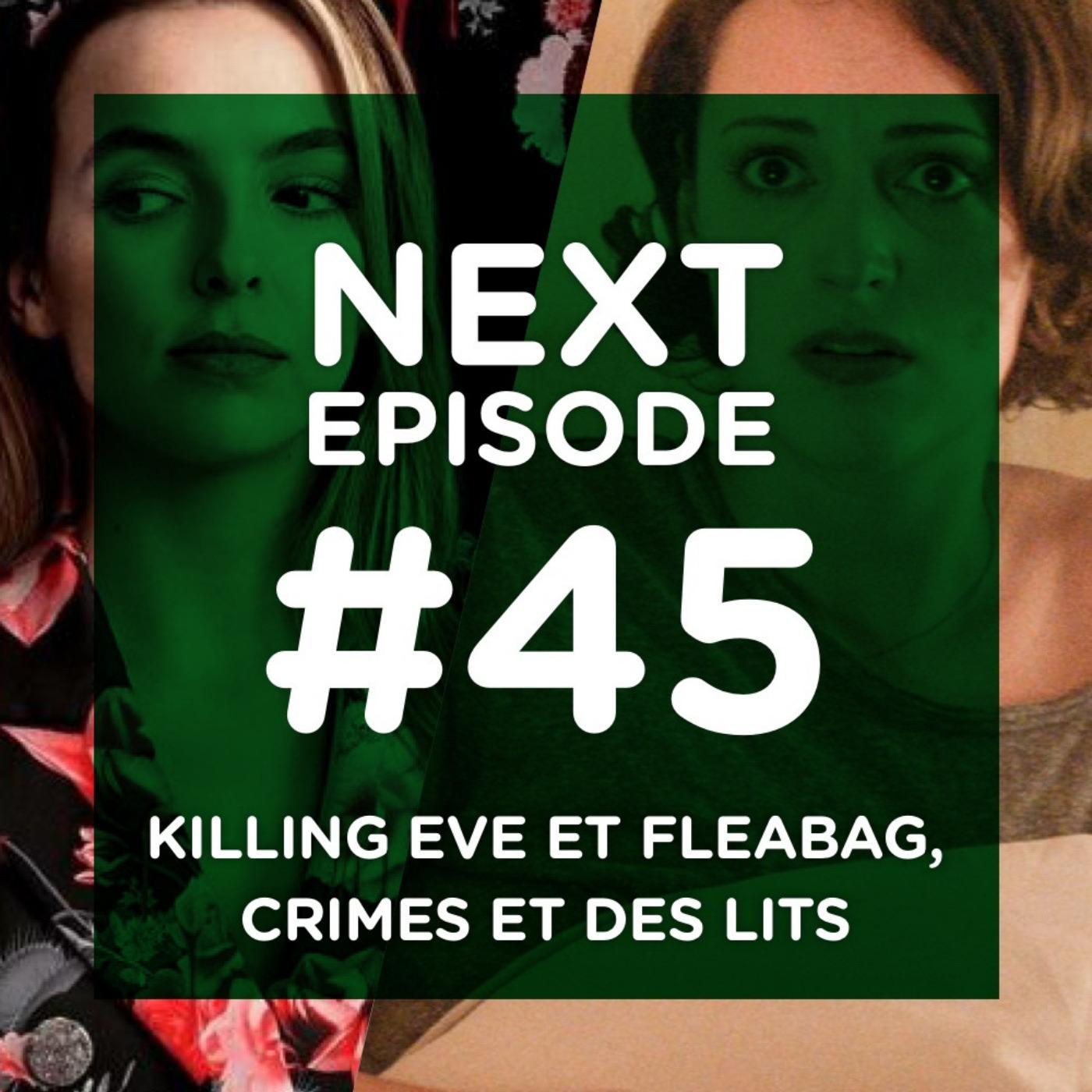 Killing Eve et Fleabag, crimes et des lits