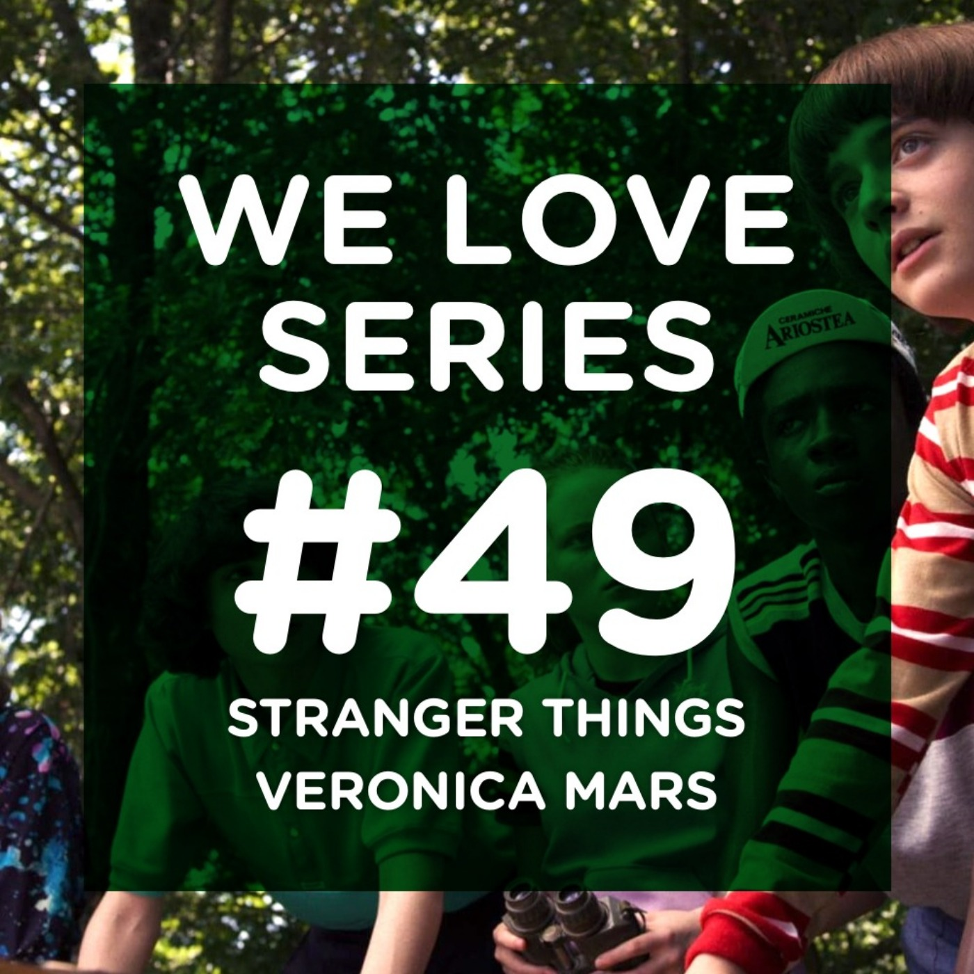 Stranger Things, Veronica Mars, le passé c'est maintenant