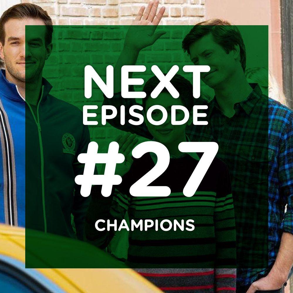 Champions, développé couché des masculinités