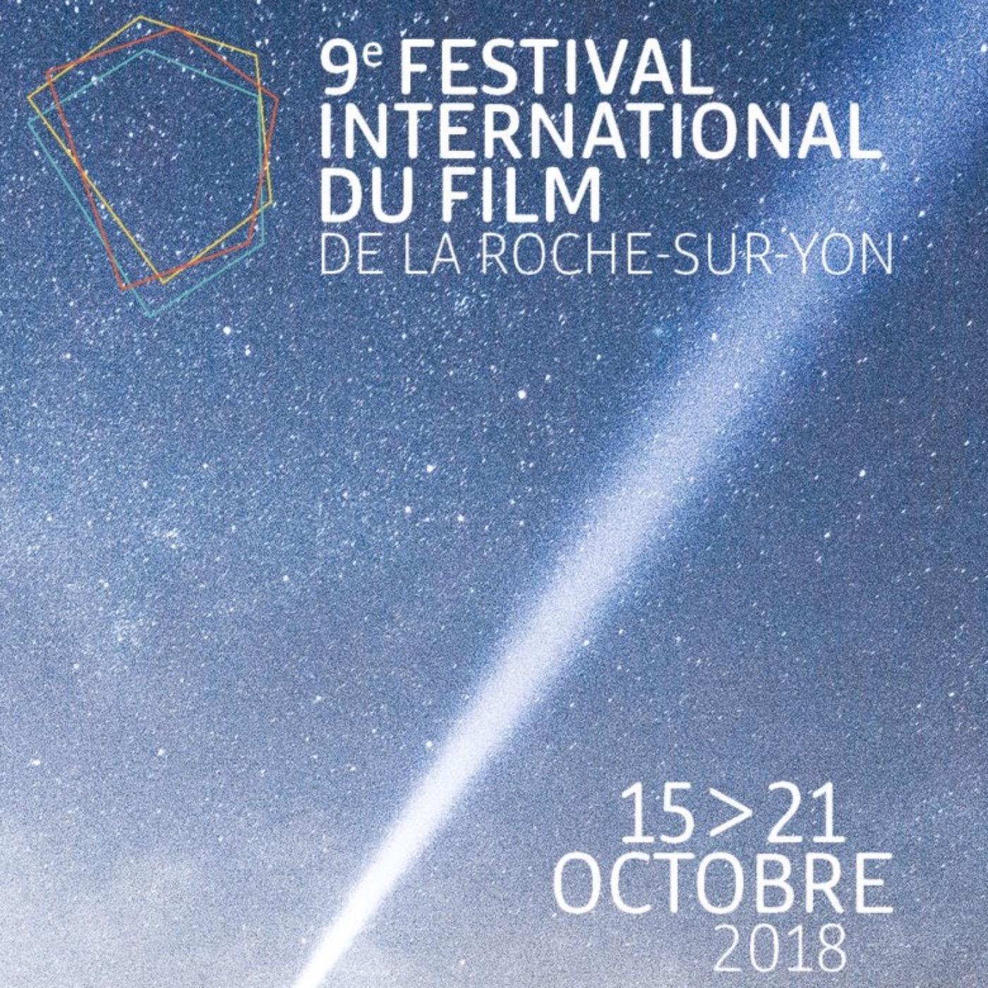 Marie-Ange Luciani : Spécial Festival International du film de la Roche-sur-Yon