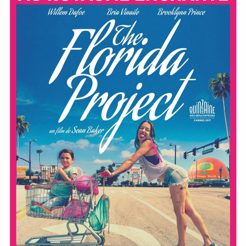 THE FLORIDA PROJECT - Antoine Corte