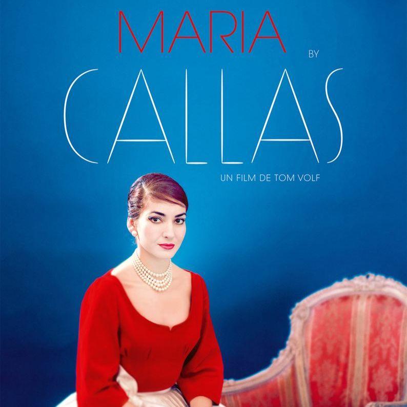 MARIA BY CALLAS - Julien Dugois