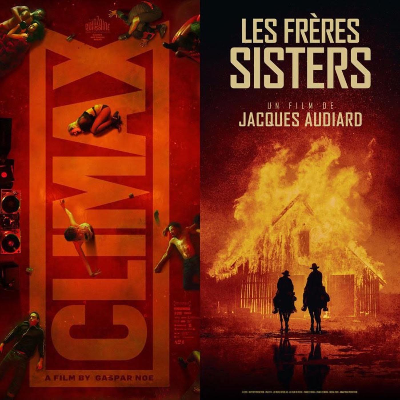 #16 CLIMAX et LES FRÈRES SISTERS : Bleu, Blanc, Rouge sang