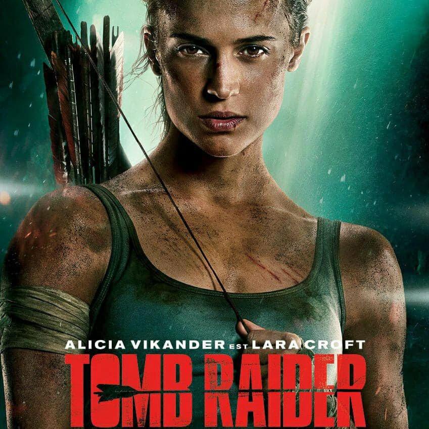 #05 TOMB RAIDER : Filmer n'est pas jouer