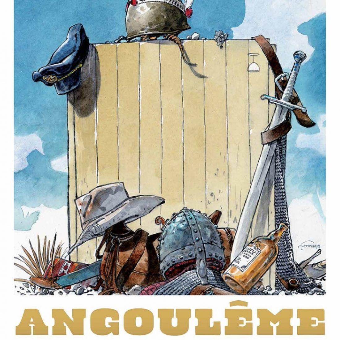 Univers parallèles - Festival de la BD d'Angoulême 2017.