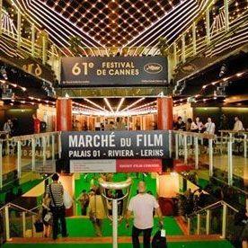 Le marché du film de Cannes, le souk du 7ème art.