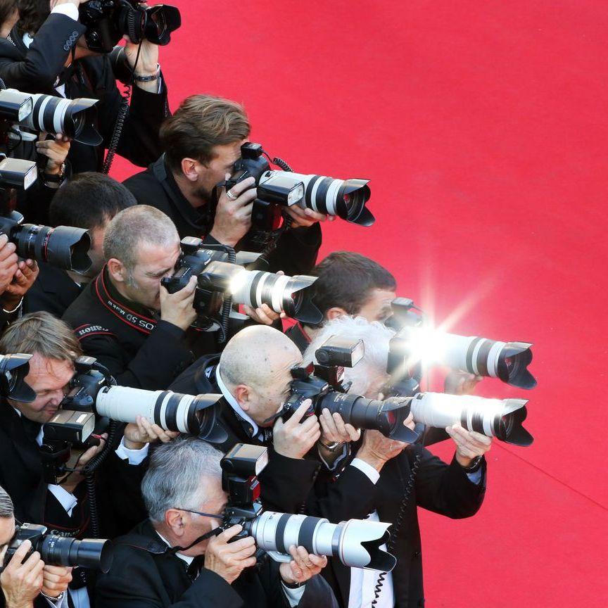 Spécial Cannes - Photographe sur la croisette.