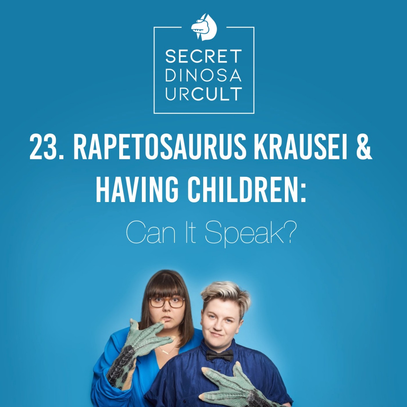 23. Rapetosaurus Krausei & Having Children: Can It Speak?