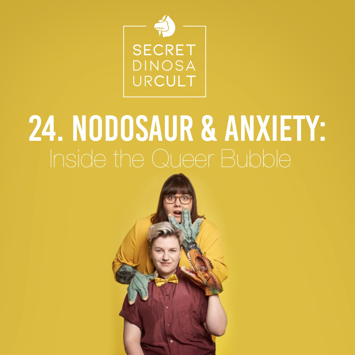 24. Nodosaur & Anxiety: Inside the Queer Bubble