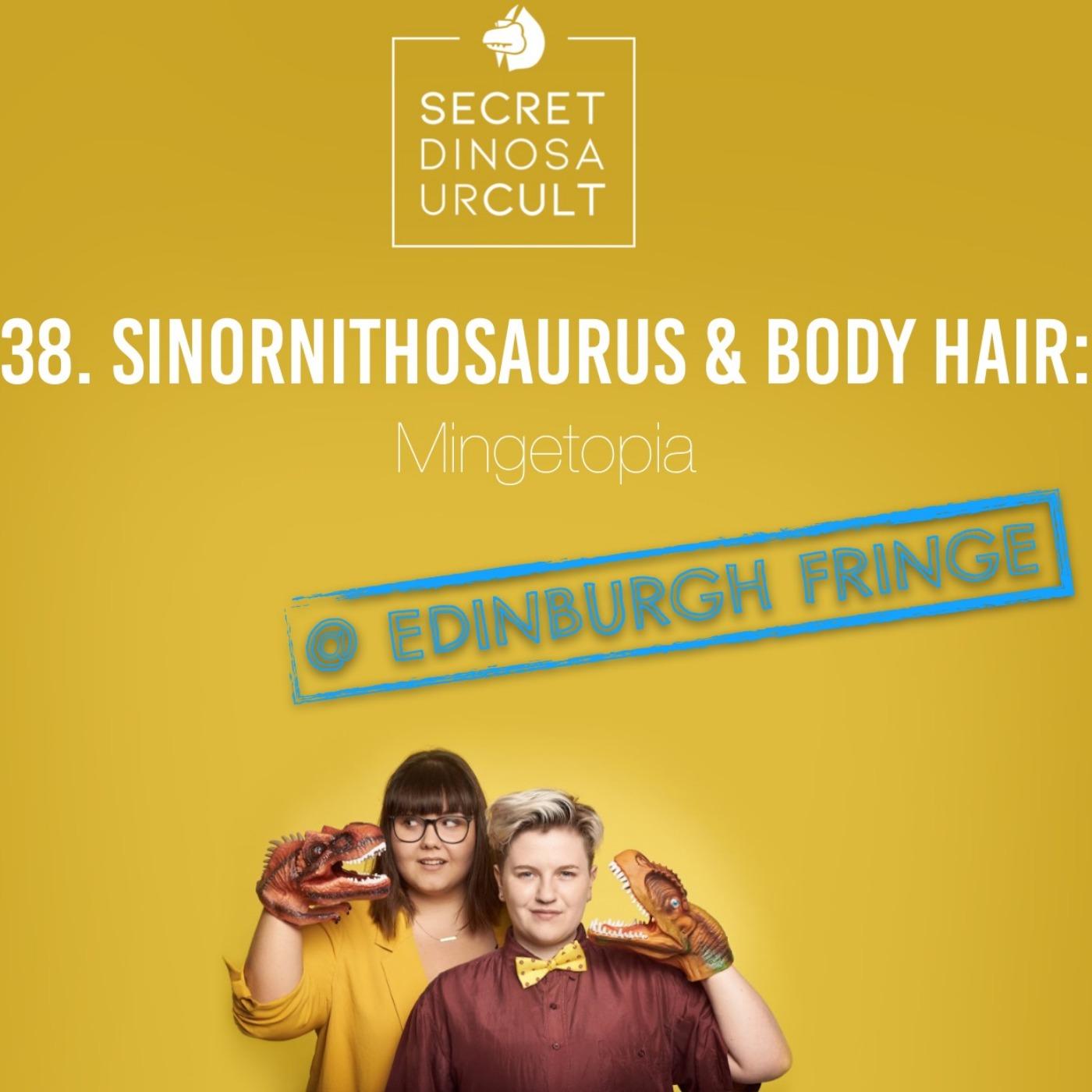 Sinornithosaurus & Body Hair: Mingetopia