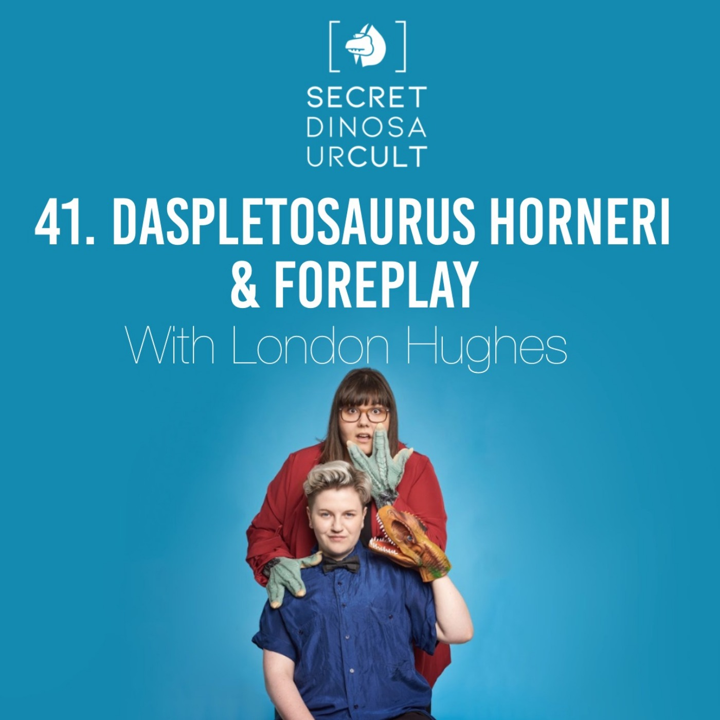 Daspletosaurus Horneri & Foreplay with London Hughes