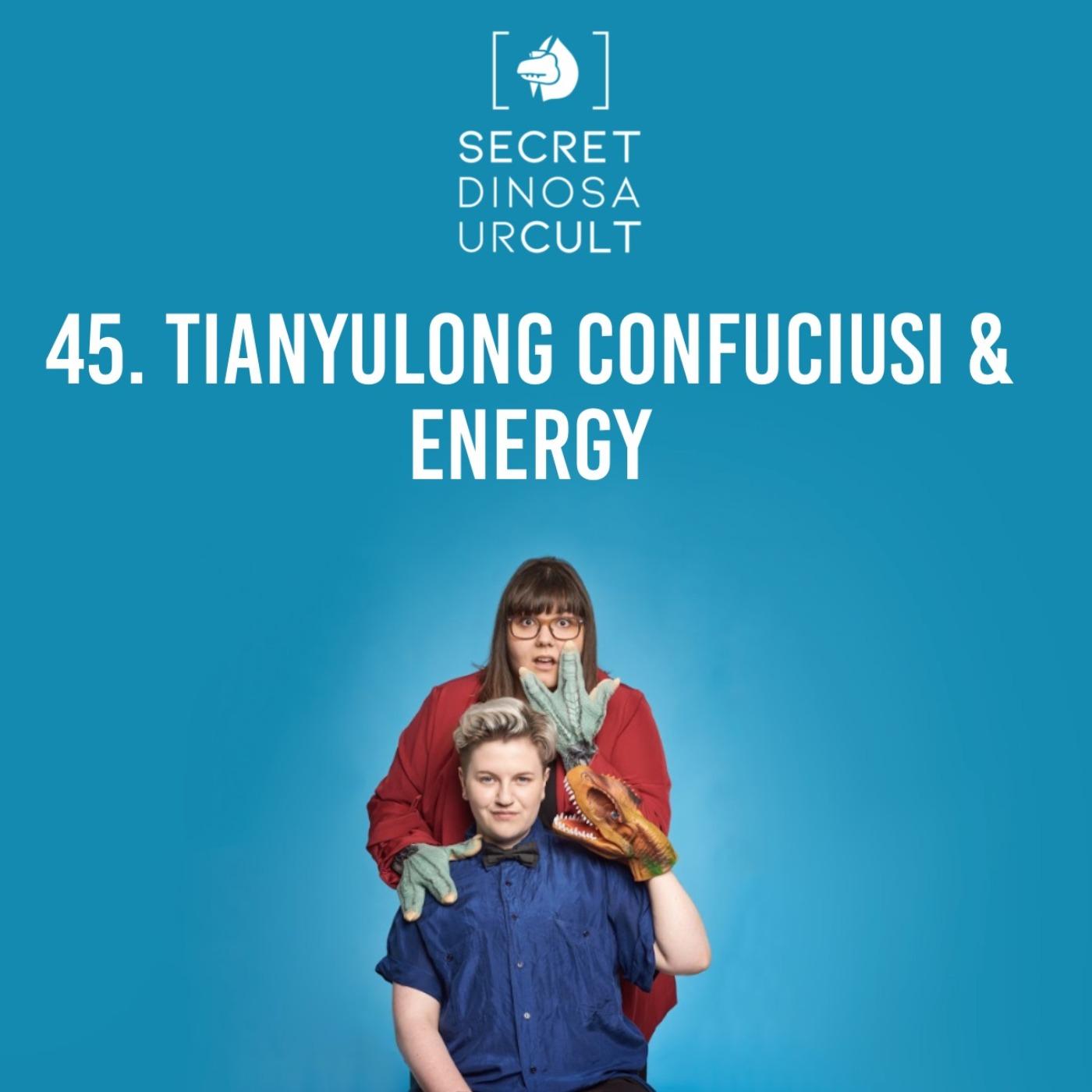 Tianyulong Confuciusi & Energy