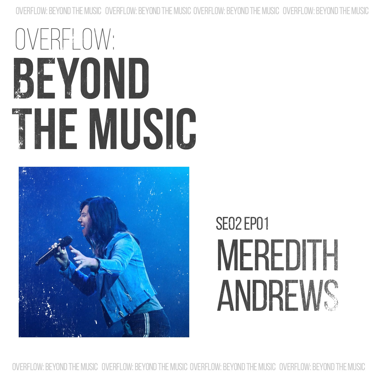 Meredith Andrews: Returning to a place of Wonder